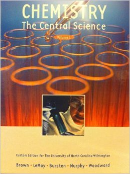 9781256124009: Chemistry The Central Science Twelfth Edition Custom Edition for the University of North Carolina Wilmington