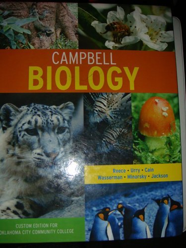 9781256124429: Campbell Biology Custom Occc