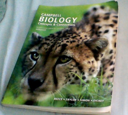 9781256124566: Campbell Biology Concepts & Connections