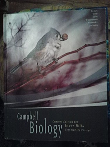 9781256133506: Campbell Biology [Custom Edition for Inver Hills Community College]