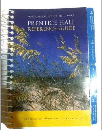 Prentice Hall Reference Guide: Muriel Harris, Jennifer