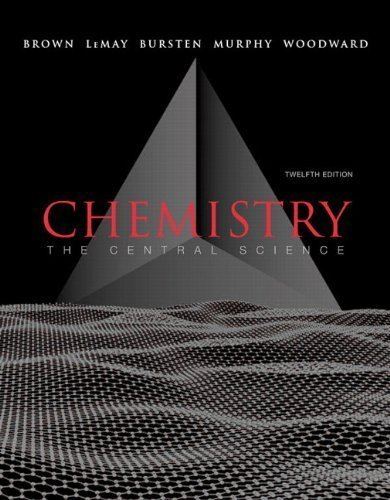 9781256137757: Chemistry: The Central Science (12th (twelve) Edition)