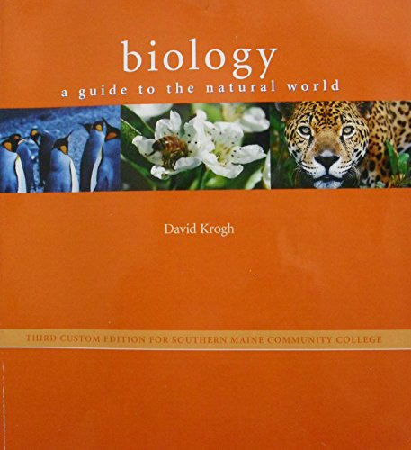 9781256140603: BIOLOGY:GUIDE TO NATURAL WORLD>CUSTOM<