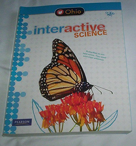 Interactive Science Grade 3 - Ohio: Buckley, Miller, Padilla, Thornton, Wyession