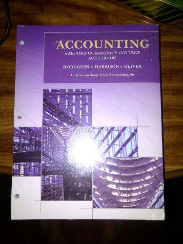 9781256147817: Accounting