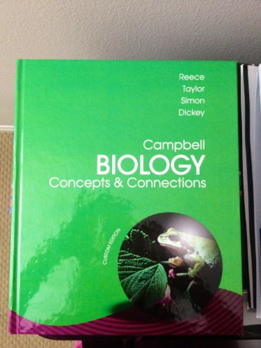 9781256151708: Campbell Biology Concepts and connnections,Seventh Edition [Hardcover] (Campbell Biology Concepts and connnections,Seventh Edition [Hardcover])