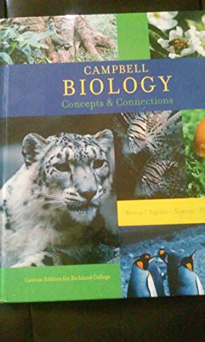 9781256153184: Campbell Biology Concepts and Connections
