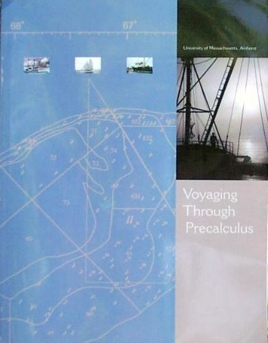 9781256153665: Voyaging Through Precalculus Package University of Massachusetts -Amherst