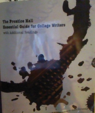 The Prentice Hall Essential Guide for College: Stephen Reid