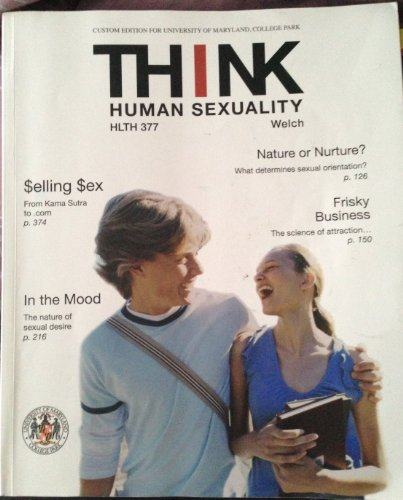 Think Human Sexuality: Kelly Welch