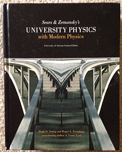 9781256157120: Sears & Zemansky's University Physics with Modern Physics Thirteenth Edition
