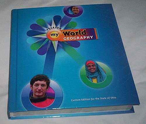9781256158905: Pearson My World Geography Eastern Hemisphere Custom Edition for the State of Ohio