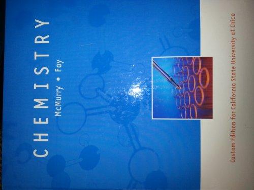 CHEMISTRY >CUSTOM<: John E. McMurry