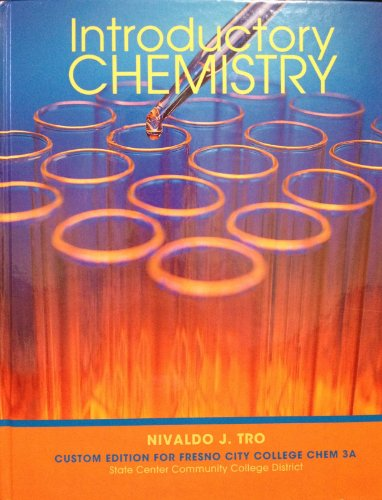9781256161066: INTRODUCTORY CHEMISTRY >CUSTOM