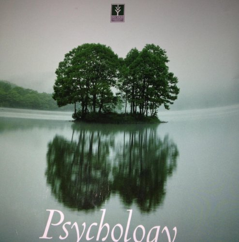 9781256163978: Psychology - A Pearson Learning Solutions Edition for Ivy Tech Community College Based on the Third Edition