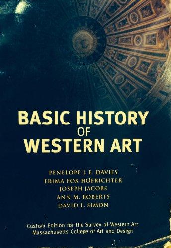 9781256166832: Basic History of Western Art (Taken From: Janson's Basic History of Western Art, 8th Edition)