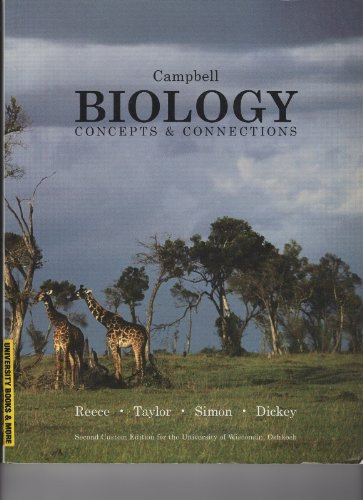 9781256169871: Biology Concepts & Connections