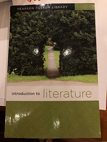 9781256178217: Intro to Literature