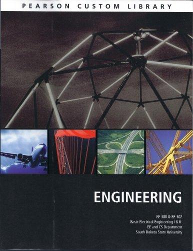 9781256194569: Pearson Custom Library: Engineering, EE300 & EE302 - South Dakota State University