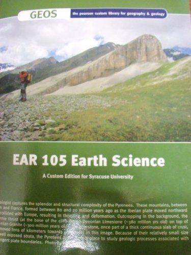 9781256201250: Geosystems Custom Text for Syracuse University Ear 105 Earth Science