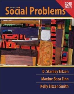 9781256201830: Pearson Custom Sociology, Social Problems Census Update 12th Edition (Sociology, 12 E)