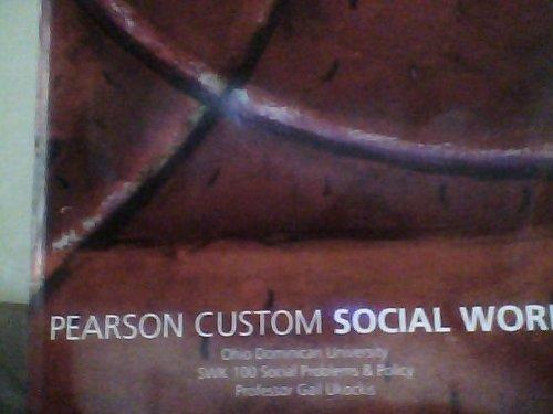 9781256214175: Pearson Custom Social Work