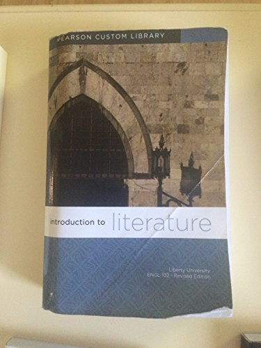 9781256221951: Introduction to Literature