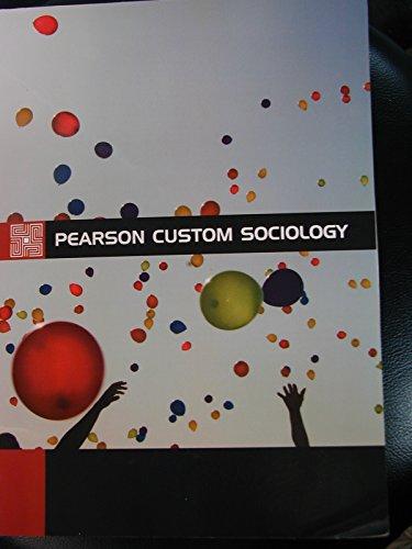 9781256229131: Pearson Custom Sociolgy