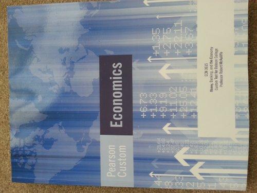 9781256238331: Pearson Custom Economics (Babson College)