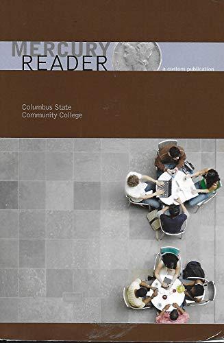 Mercury Reader, DEV 041 Writers, Columbus State: n/a
