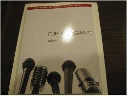 Pearson Custom Library Public Speaking Platt College Eng 102