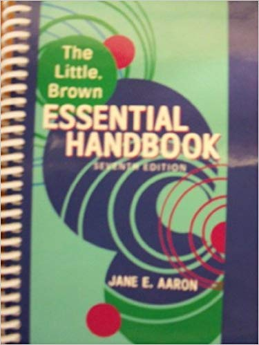 9781256263821: The Little, Brown Essential Handbook, 7th Edition