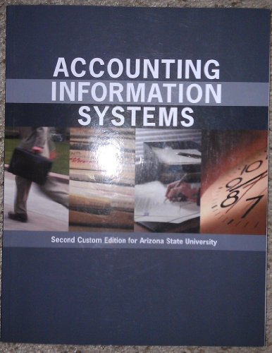 9781256275237: Accounting Information Systems