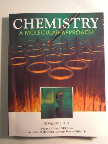 9781256275923: Chemistry: A Molecular Approach (2nd Custom Edition For UMD - CHEM 131)