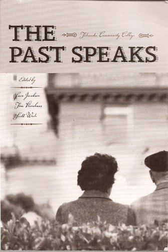 9781256275961: The Past Speaks: Tidewater Community College