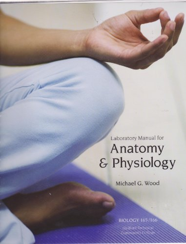 9781256277866: Laboratory Manual for Anatomy and Physiology Guilford Tech Custom (Biology 165/166)