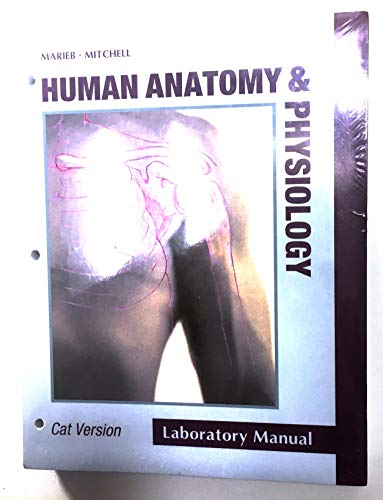 9781256278498: Human Anatomy & Physiology Laboratory Manual (Cat Version) taken from 10th edition update