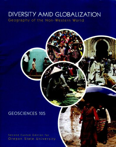 9781256279891: Diversity & Globalization GEOSCIENCES 105--Custom Edition for Oregon State University