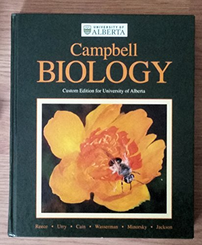 9781256280330: Campbell Biology - 9th Edition - University of Alberta Edition