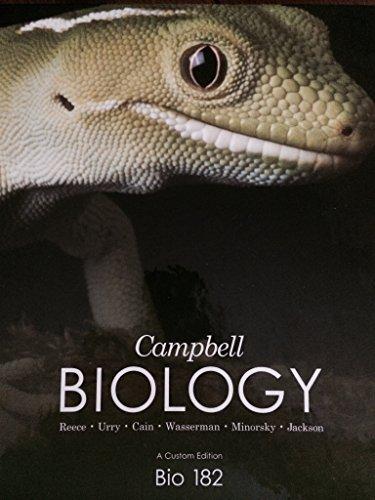 CAMPBELL BIOLOGY >CUSTOM<: Jane Reece (Author),