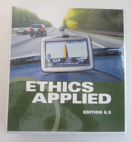 9781256282549: Ethics Applied Edition 6.5 (Edition 6.5)