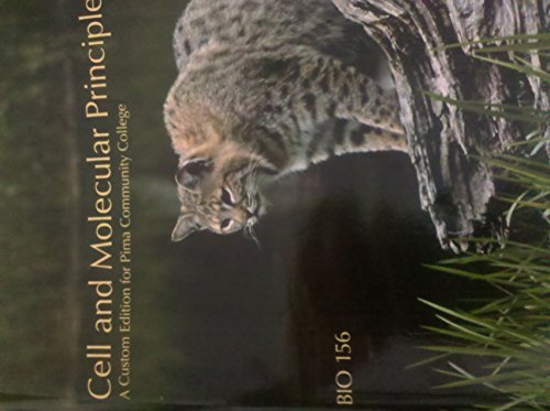 9781256284352: Cell and Molecular Principles (Human Anatomy Laboratory Manual with Cat Dissections,Third Edition by Elaine N. Marieb)