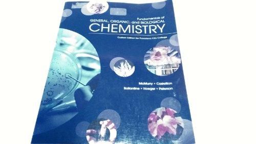 9781256298724: Fundamentals of General, Organic, and Biological Chemistry (6th Edition)