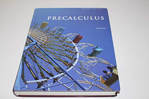 Precalculus custom edition for baylor university 2008 by michael.