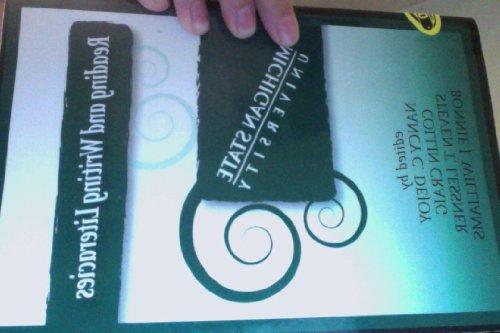 9781256307266: Reading and Writing Literacies (Michigan State University)