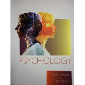 Psychology (Fifth Custom Edition for the University of North Dakota)
