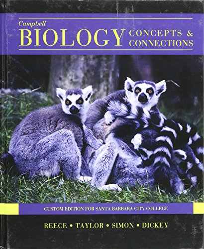 9781256308096: Campbell Biology: Concepts & Connections [7 E] (Santa Barbara City College)
