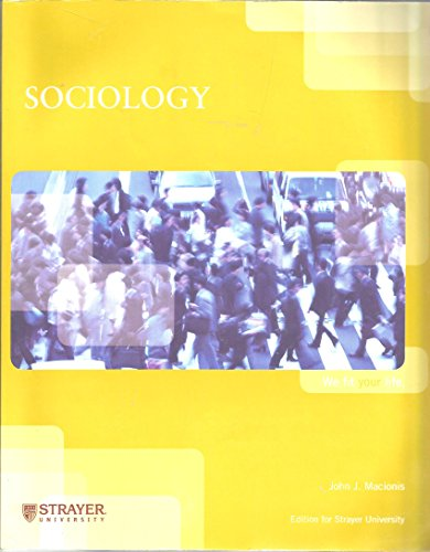 9781256309871: Introduction to Sociology