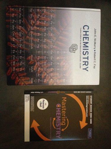 CHEMISTRY >CUSTON<: John E. McMurry,