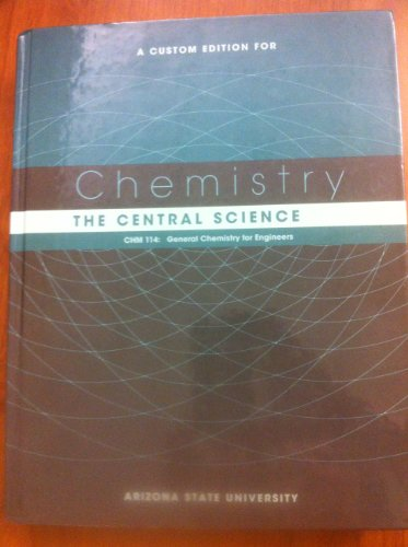 9781256316428: CHEMISTRY:CENTRAL SCIENCE >CUSTOM<